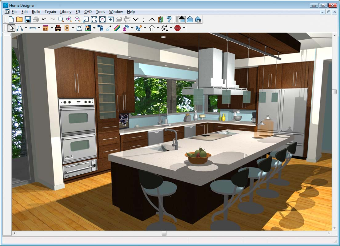 Drawing Software Kitchen Design Finding The Right Kitchen Design Tool