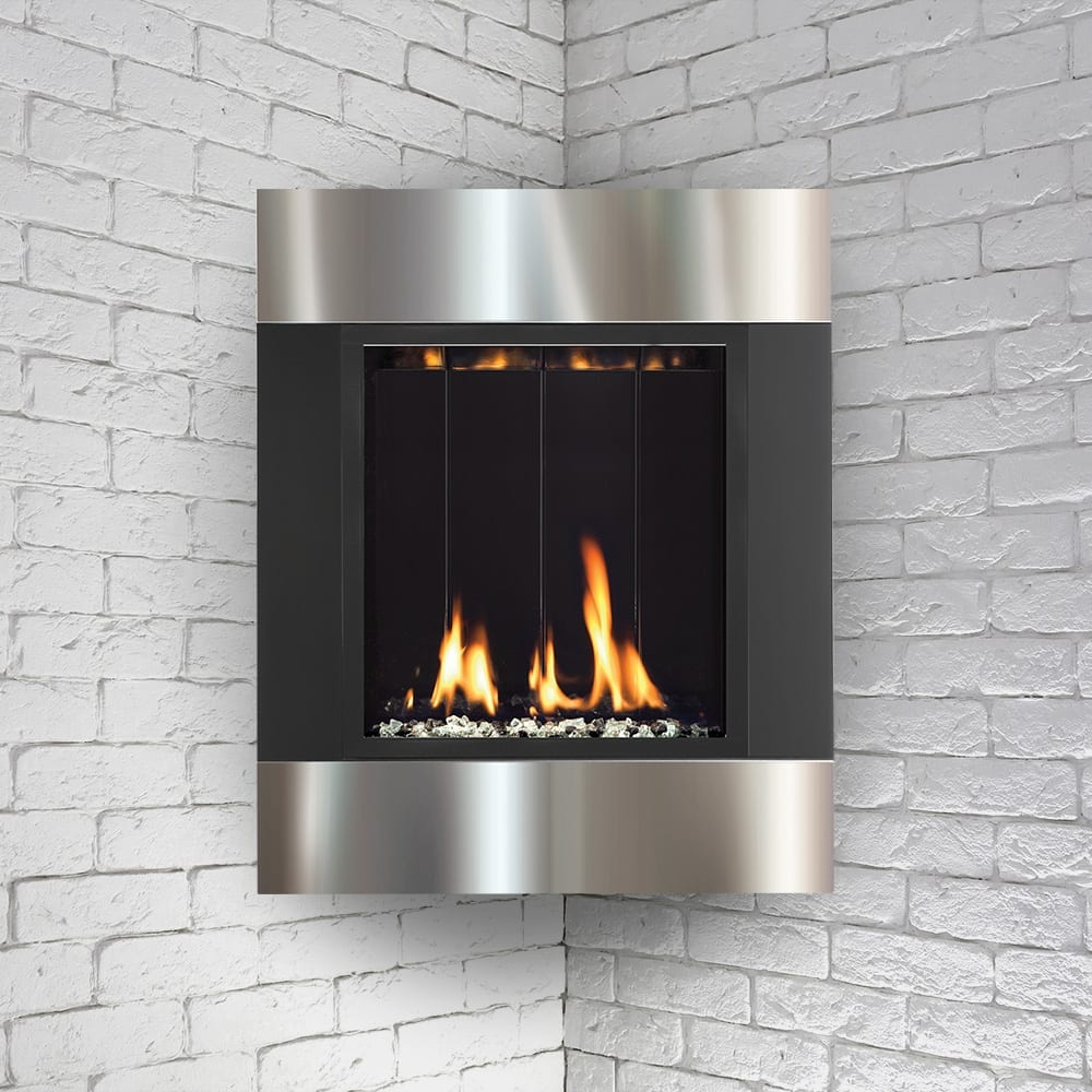 Fireplace Propane Heater One6 SÓlas Contemporary Fireplaces