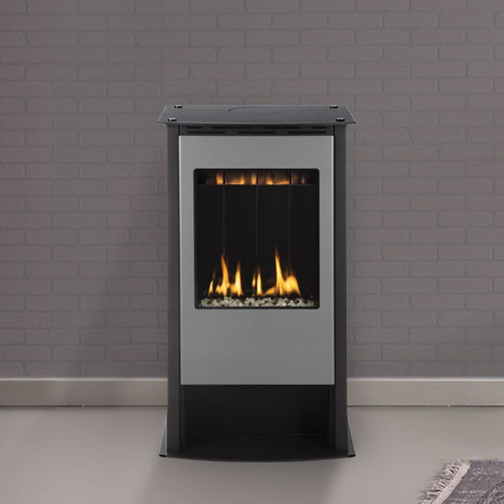 Fireplace Propane Heater Contemporary Gas Fireplaces SÓlas Fires