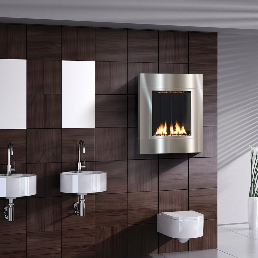 Direct Vent Gas Fireplace Ratings One6 SÓlas Contemporary Fireplaces