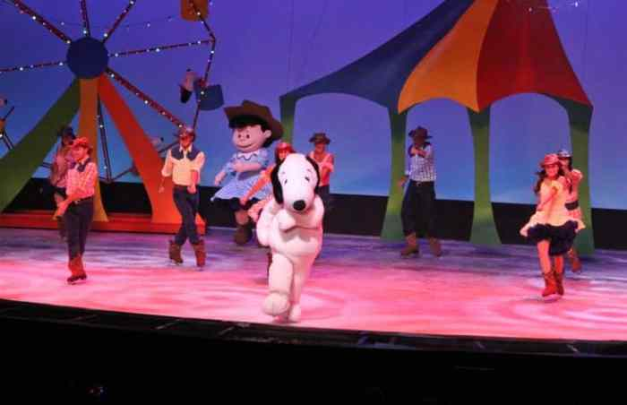 Snoopy Show