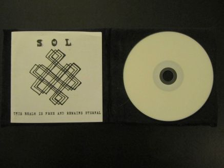 SOL This realm is free and remains eternal cd front