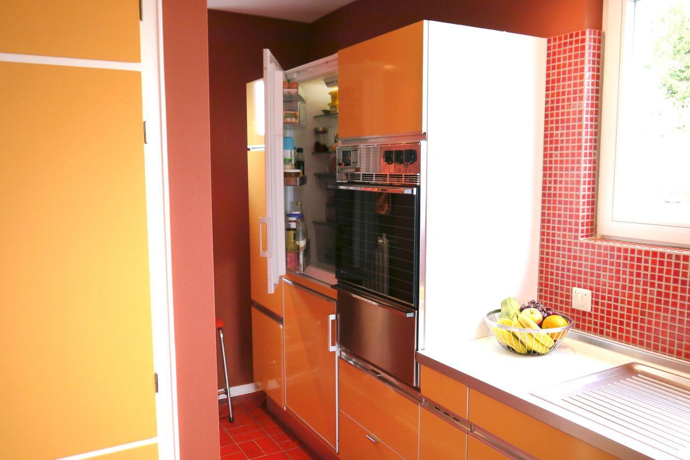 70er Jahre Küche | Küche 70er Jahre Stil 60er Jahre Küche Retrokaufhaus