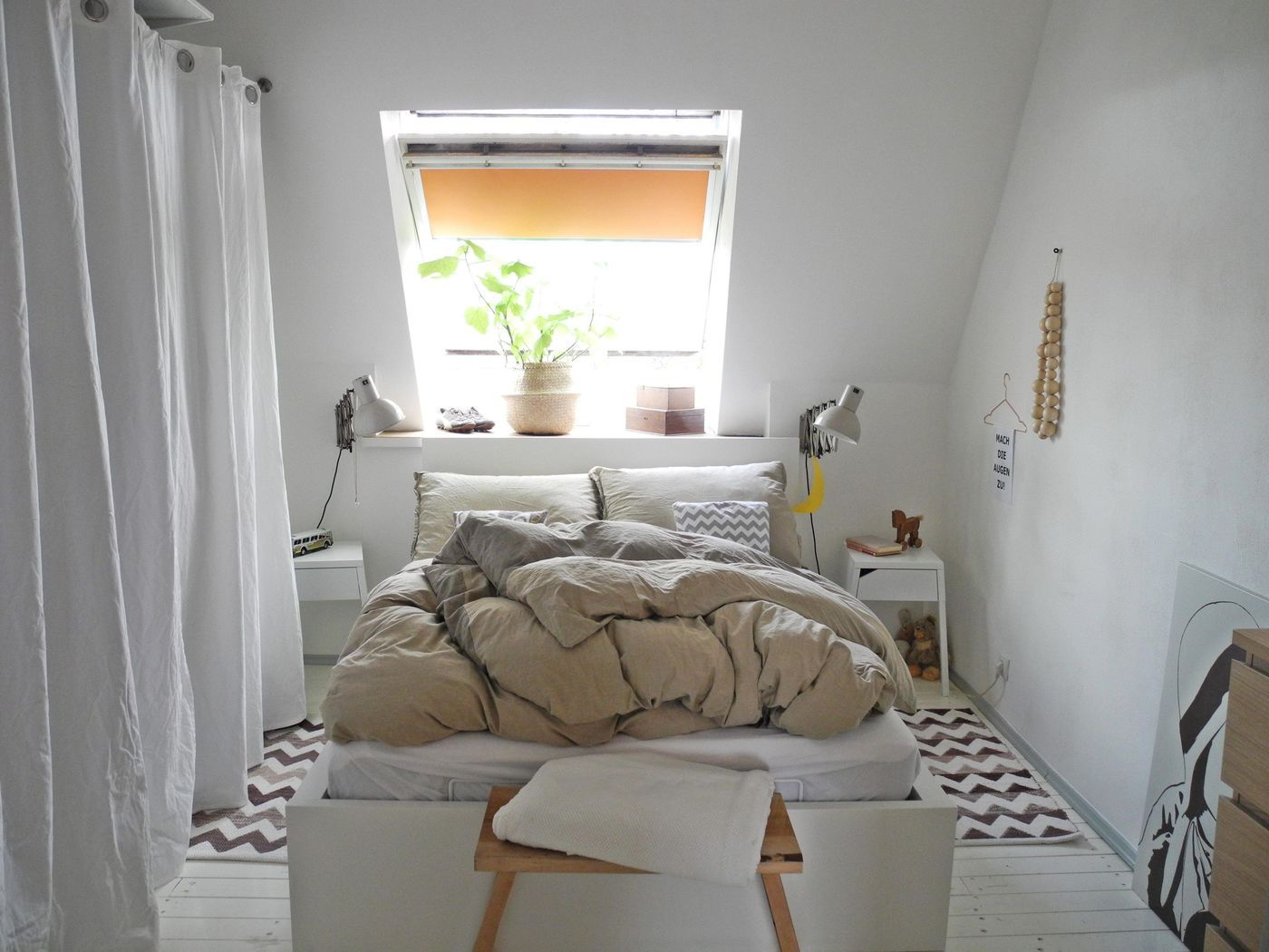Single Schlafzimmer Ideen Tricks For Stylish Small Space