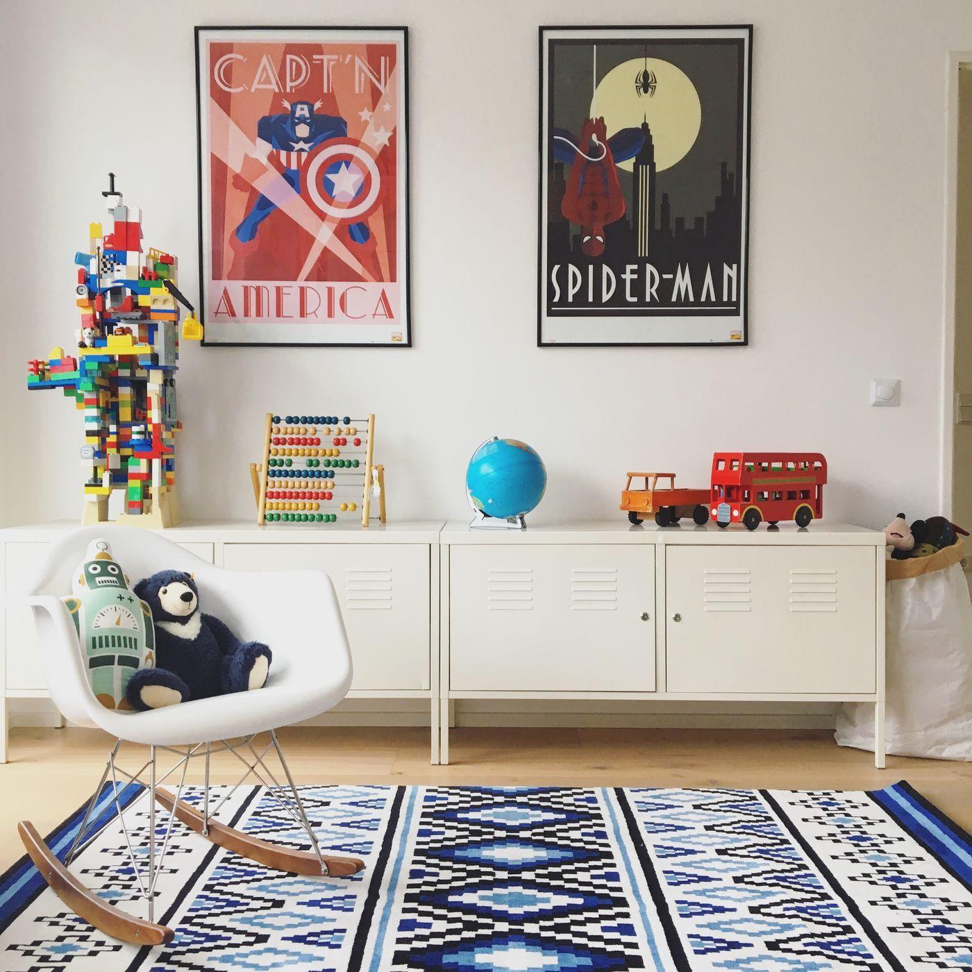 Kinderzimmer Wandgestaltung Junge | Wandgestaltung Kinderzimmer ...