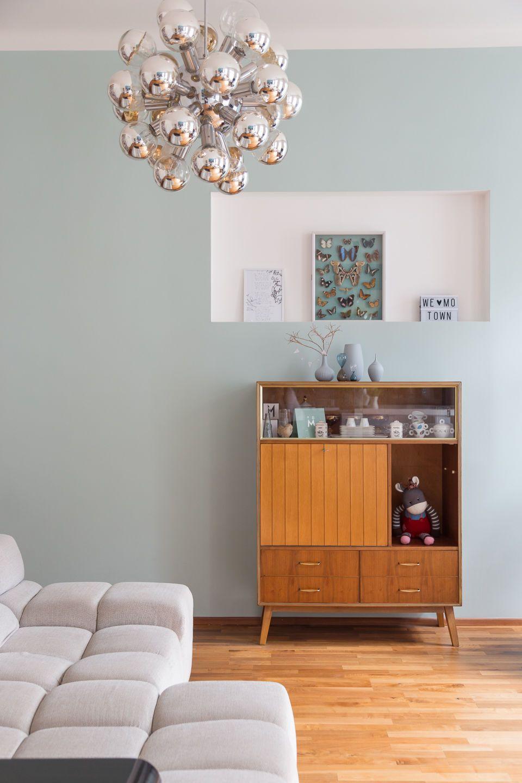 Turkis Wandfarbe Kombinieren Grau Wand Rosa Blau Ideen Machen