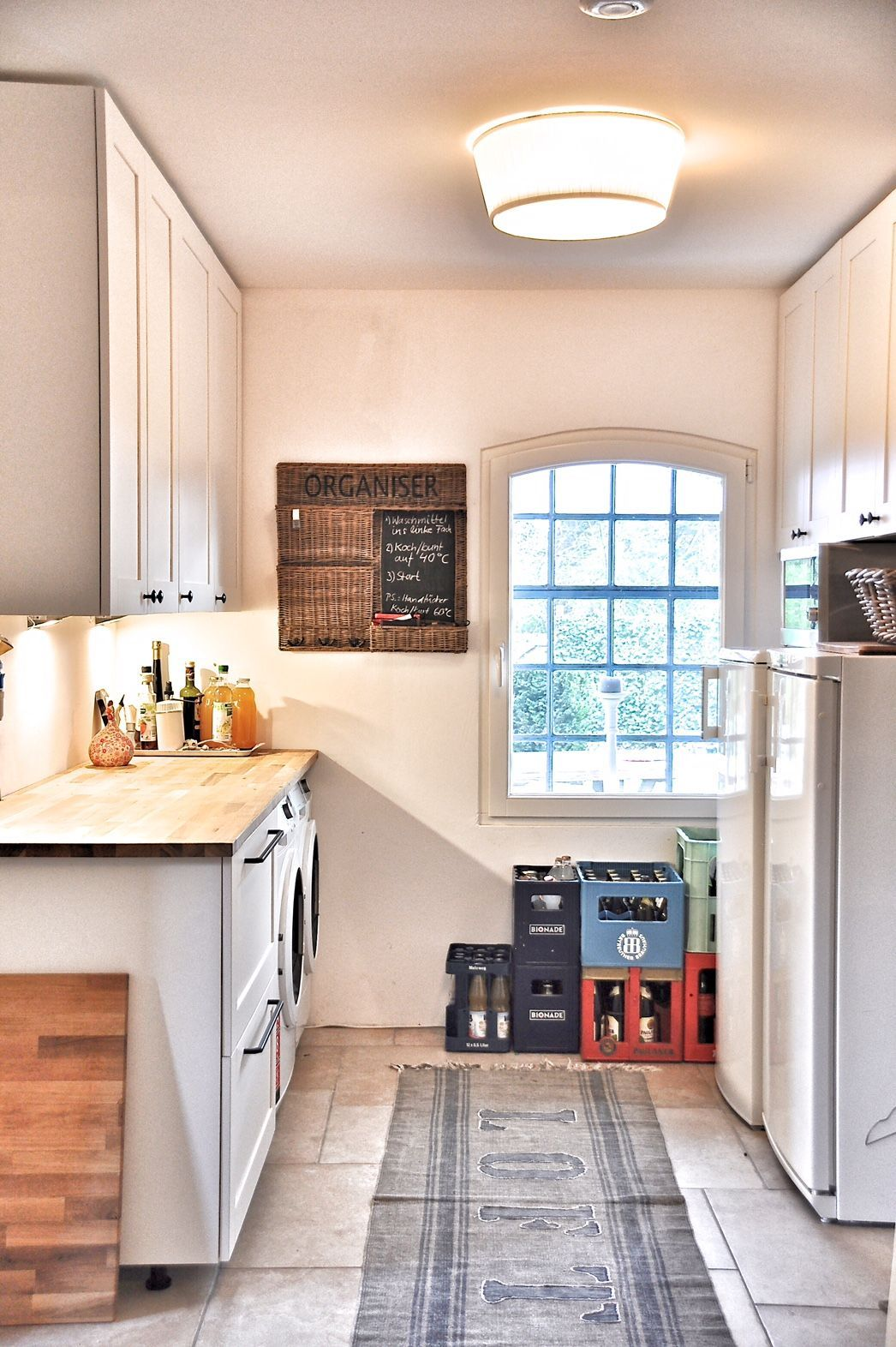 Küche Retro Design