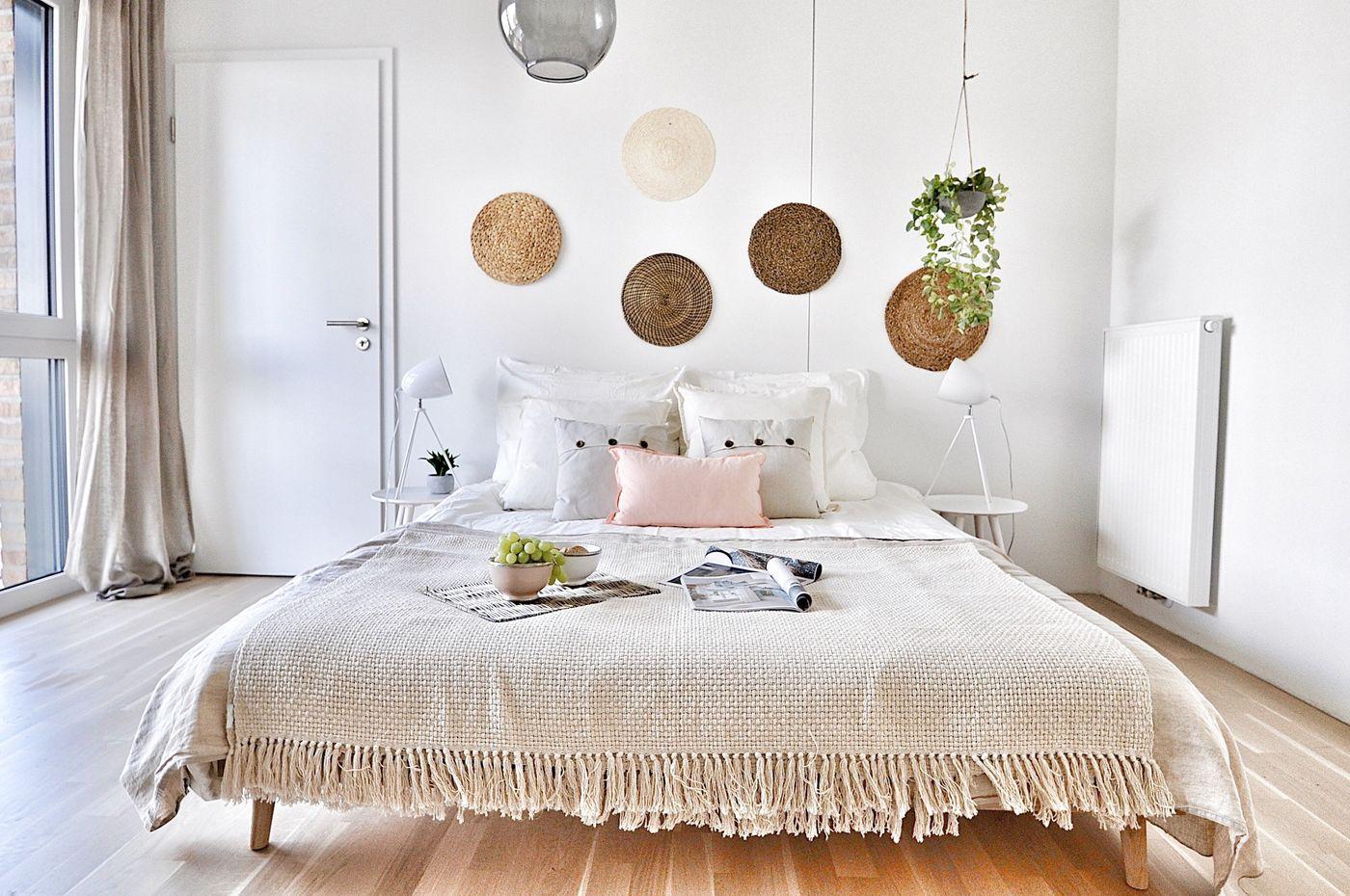 Farbige Wandgestaltung Im Schlafzimmer Die Besten Ideen Fur Die