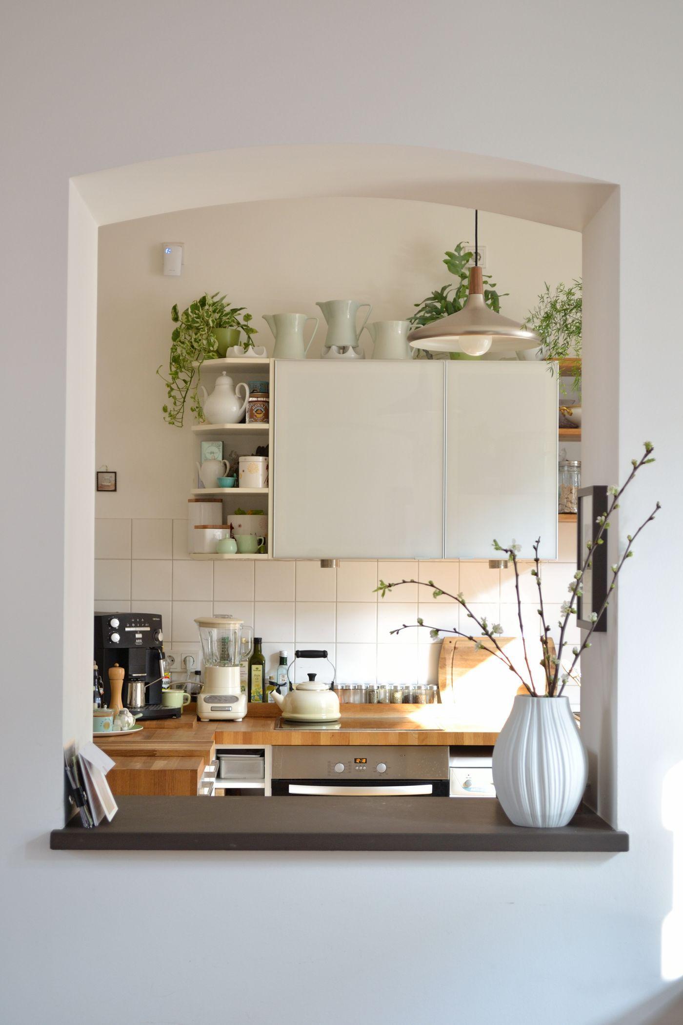 ikea s vedal k che zauber k chen f r kleine r ume moderne k che clever einrichten. Black Bedroom Furniture Sets. Home Design Ideas