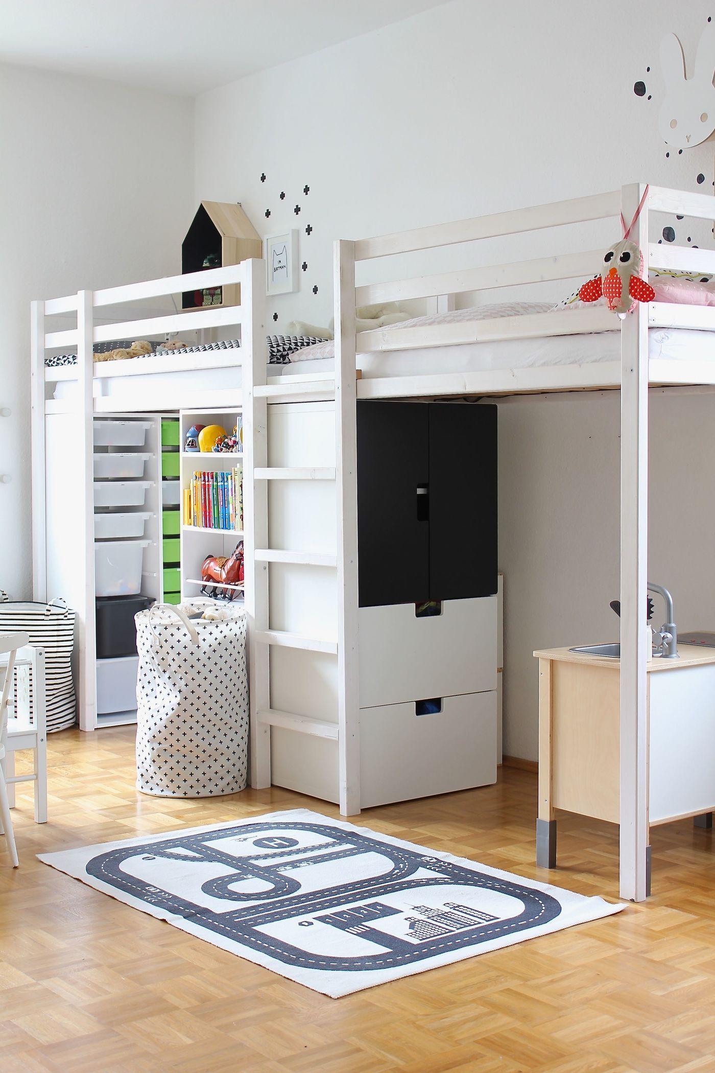 Kinderzimmer Einrichten Ideen Ikea | Ikea Für Kleine Räume 11 M² ...