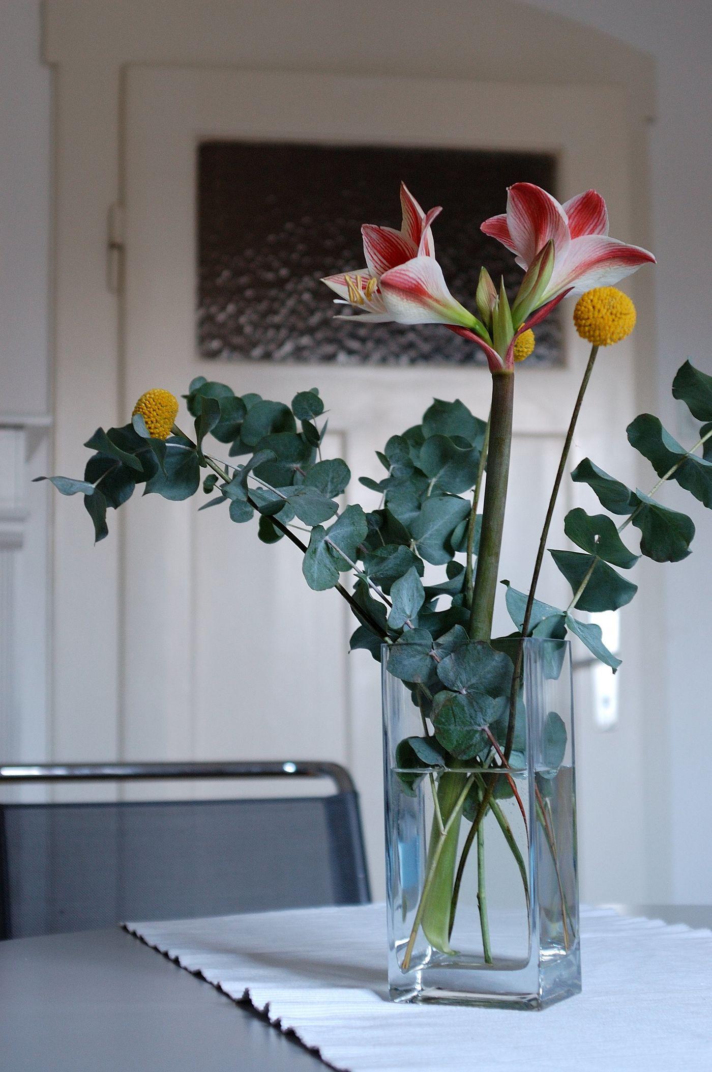 Tischdeko Amaryllis Herbst Und Winterhochzeit Blumen Und