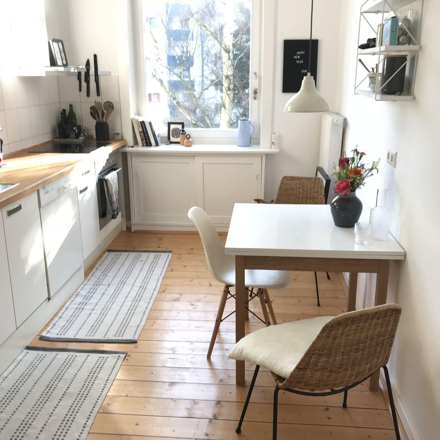 Fesselnd Skandinavische Küchen
