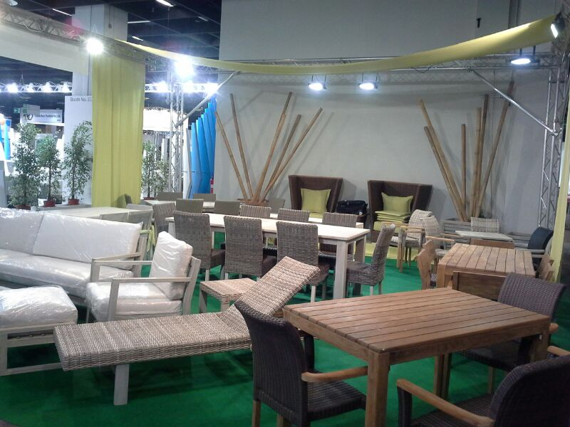Stand on Spoga Fair 2013