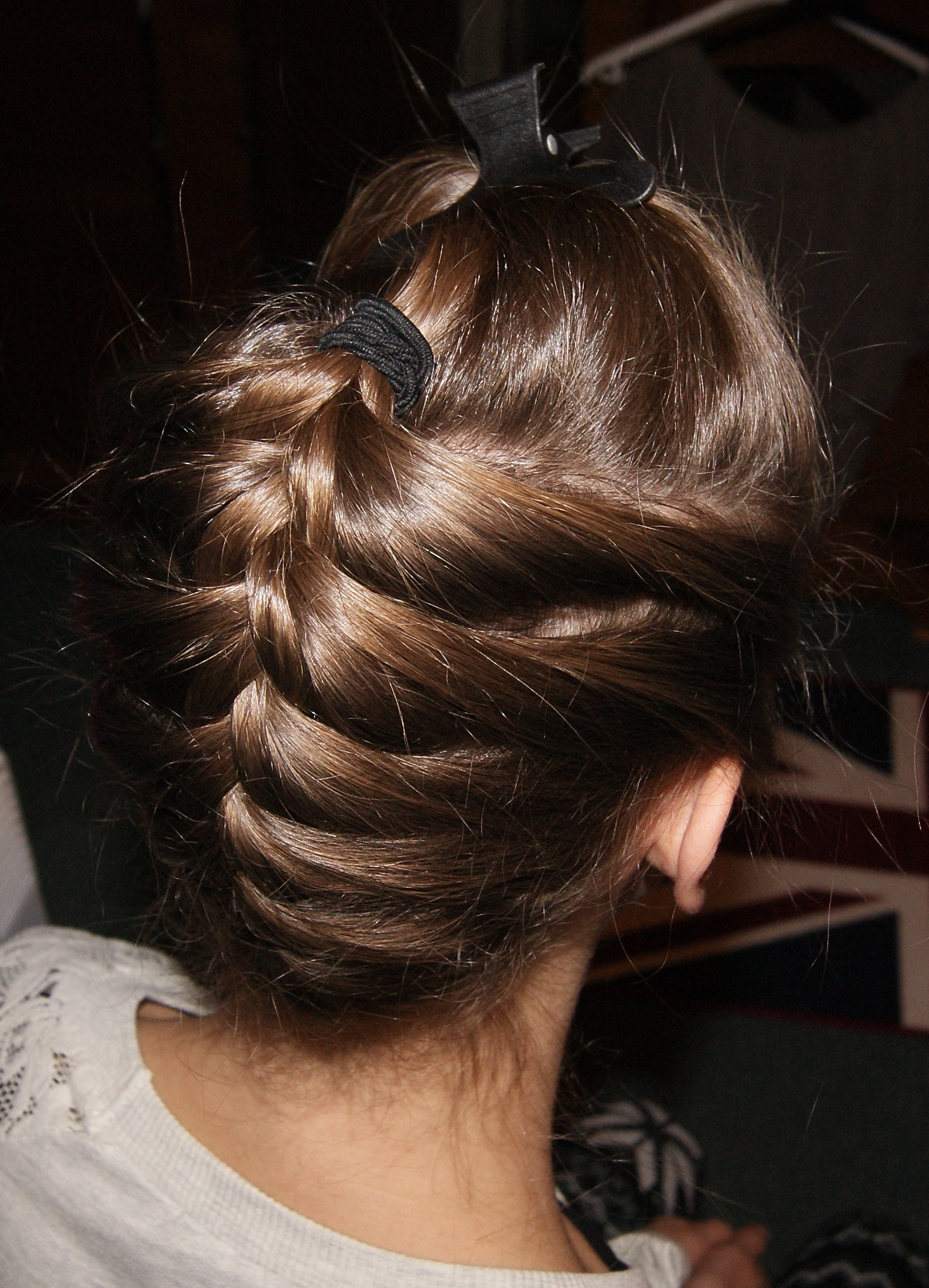 Coiffure Tresse Noeud Natte Africaine Chignon Donuts 43 Petit Noeud Solène Hely