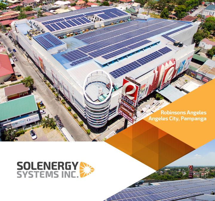robinsons solar