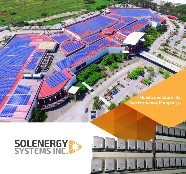 Robinsons Solar Mall