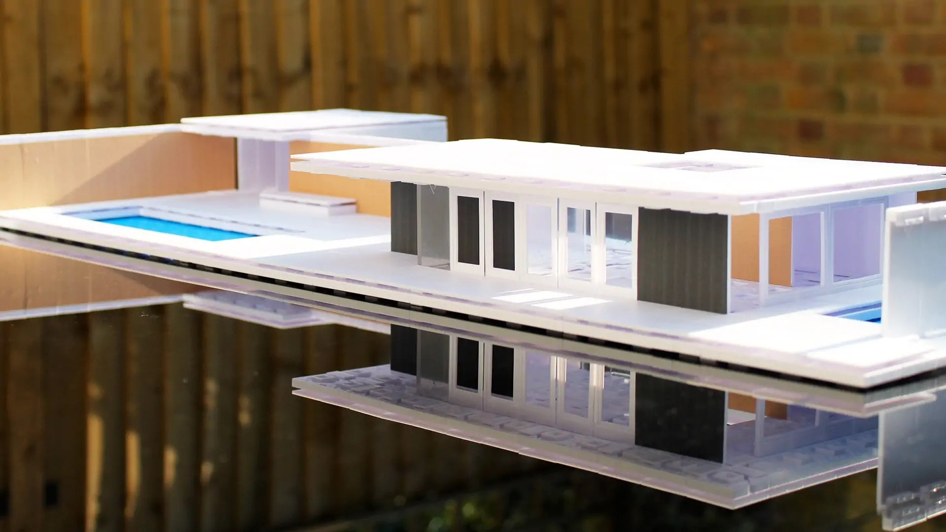 Architectural Model Kits Arckit Brings Real World Architecture Components To A