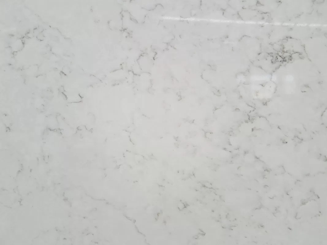 Are Quartz Countertops Natural Or Manmade Marble Like Solid Quartz Countertops Vein Designs Man