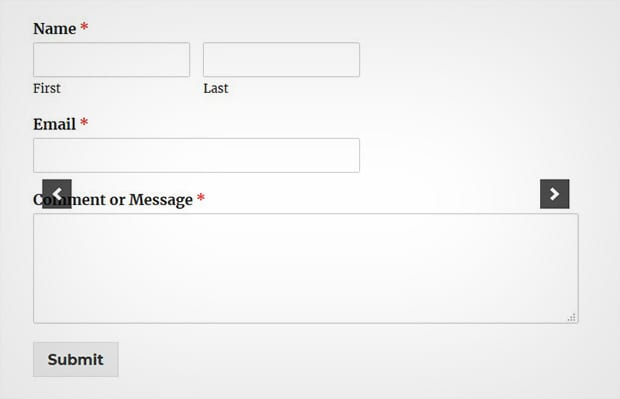 How to Create a WordPress Slider with a Contact Form