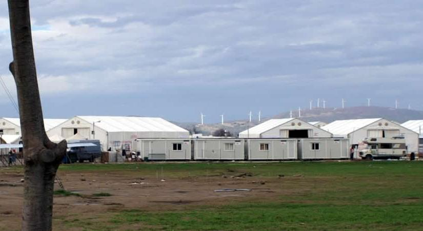 Témoignage et appel à mobilisation: camp d'Eidomeni dans les Balkans