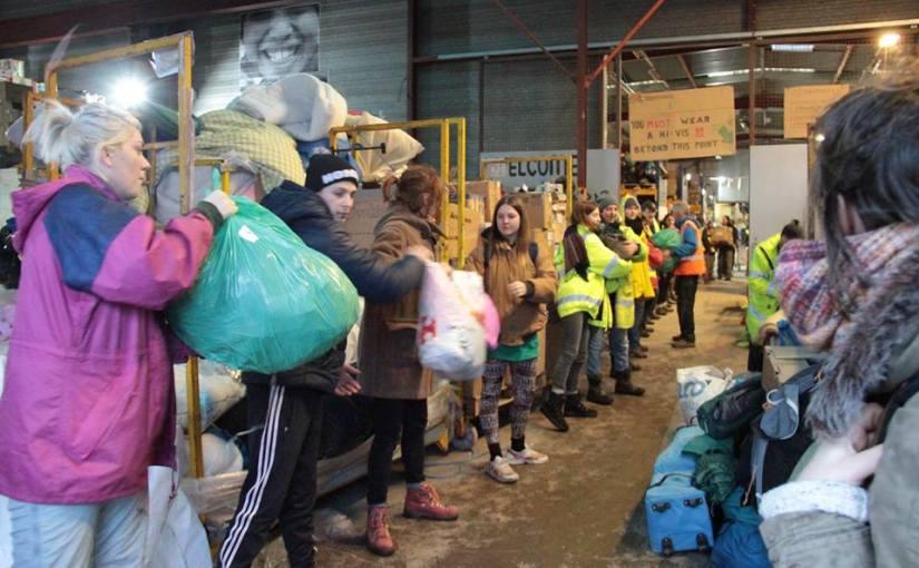 Ploërmel: collecte en faveur des migrants de Calais et de Grande Synthe 30 avril 2016