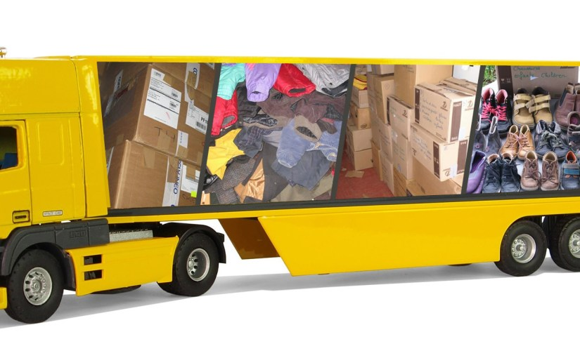 Recherche de moyens de transport pour assurer le transfert des collectes