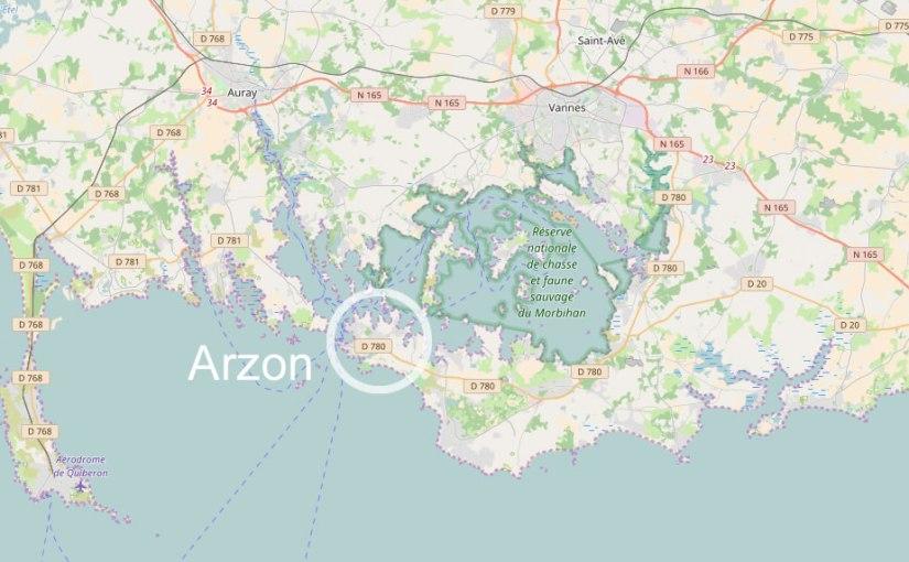 Des réfugiés mineurs à Arzon