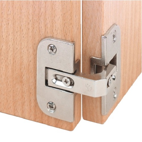 Bisagra Libro Kitchen Cabinet Pie-cut Corner Hinge 150°