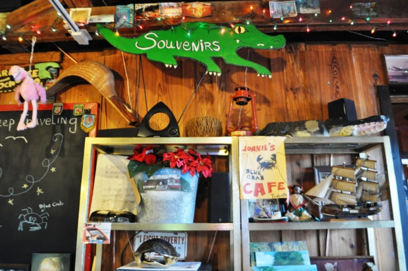 Joanies Cafe Menu