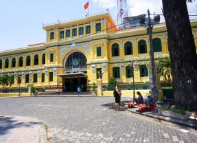 Solo in Ho Chi Minh City: When 47 Postcards and I Were the Attraction