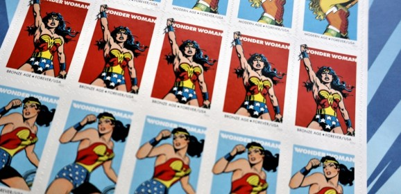 Awesome Wonder Woman Jewelry and More