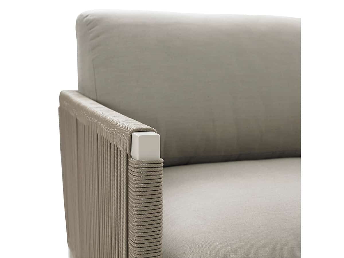 Sessel Industrial Club Lounge Chair Solpuri
