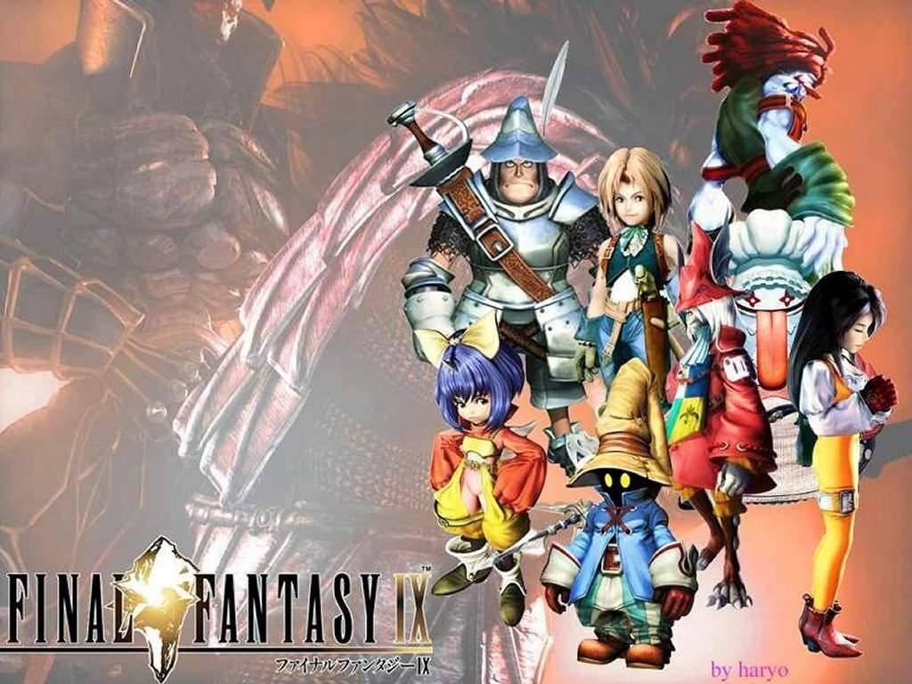 Ff7 Wallpaper Hd Final Fantasy 9
