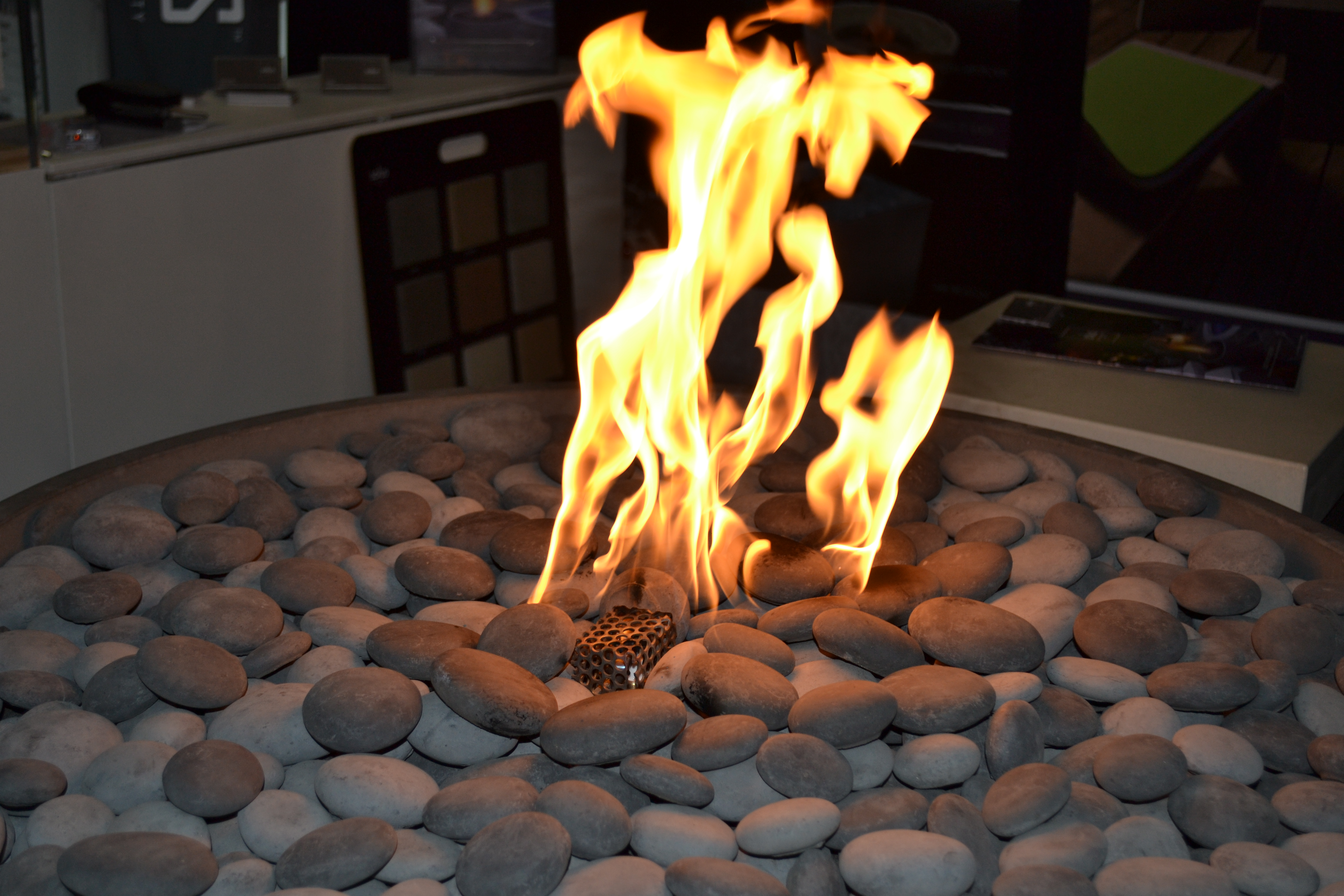 Fire Stones For Fireplace Fire Stones