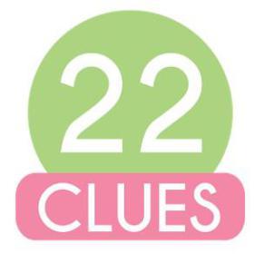 22 Indices niveau 9 et 10 réponse