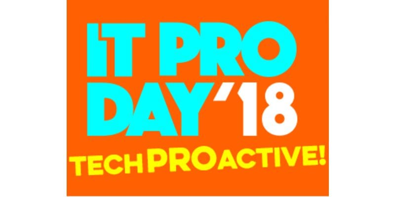 Celebrate IT Professionals Day! Show Your Appreciation!