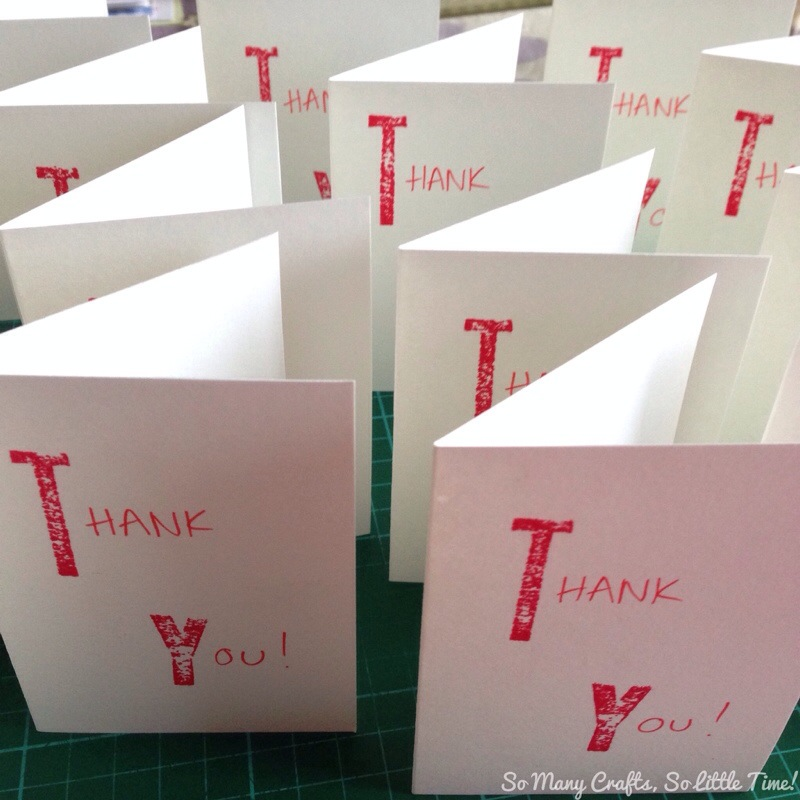 make your own thank you cards Archives - Hello! Hooray! - make your own thank you cards