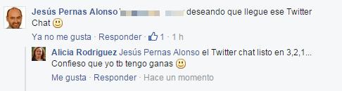Comunidad #SoMeChatES by Jesus Pernas