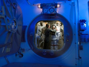 How do Airlocks Work in Space