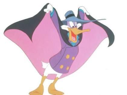 Desenhos animados anos 90 - Darkwing Duck