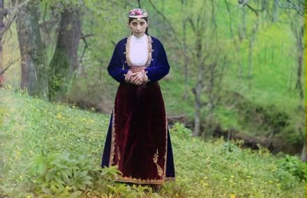 Fotógrafo russo era capaz de obter retratos coloridos 100 anos atrás
