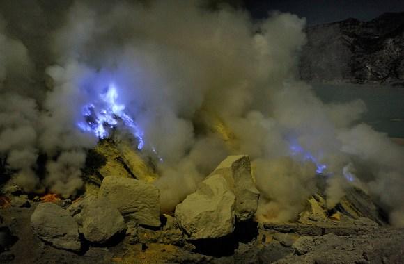 Kawah Ijen - Vulcão azul (2) OG