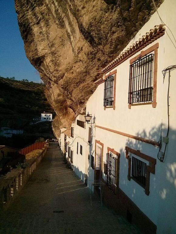 Setenil de las Bodegas - cidade sob pedras (1)