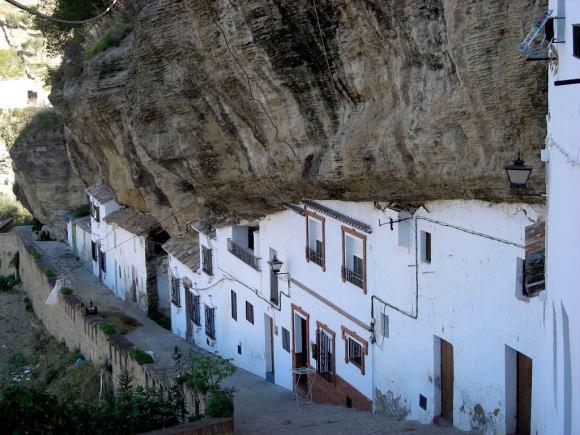 Setenil de las Bodegas - cidade sob pedras (10)
