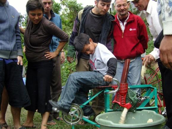 Máquinas de bicicleta (4)