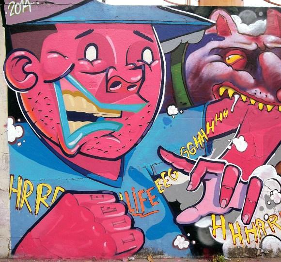 Grafite - Brasil - Bruno Life - 3