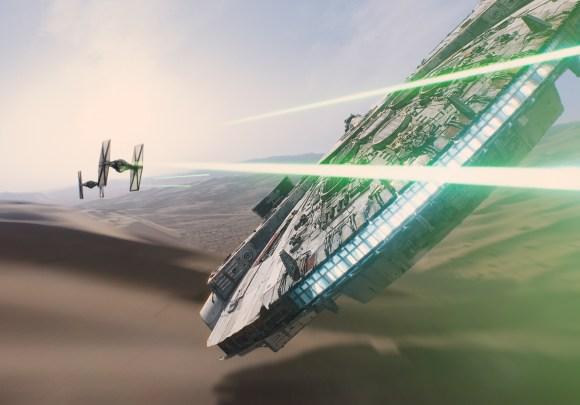 Star Wars - O despertar da força 1
