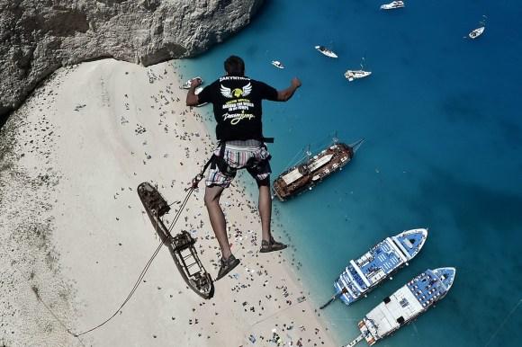 """TOPSHOTS 2014-GREECE-LIFESTYLE-LEISURE-TOURISM"""