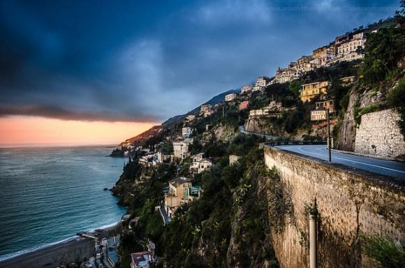 Costa Amalfitana - Itália 7