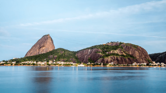 Time lapse - Rio de Janeiro